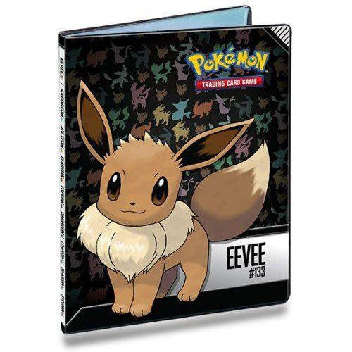 Ultra Pro Pokemon Eevee Portfolio (9-Pocket)