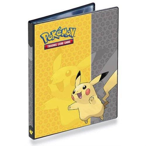 Ultra Pro Pokemon Pikachu Portfolio (4-Pocket)