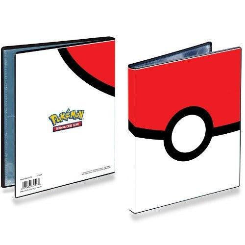 Ultra Pro Pokemon Pokeball Portfolio (4-Pocket)