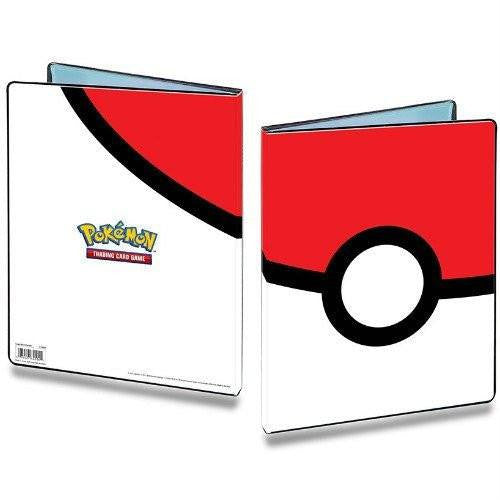Ultra Pro Pokemon Pokeball Portfolio (9-Pocket)