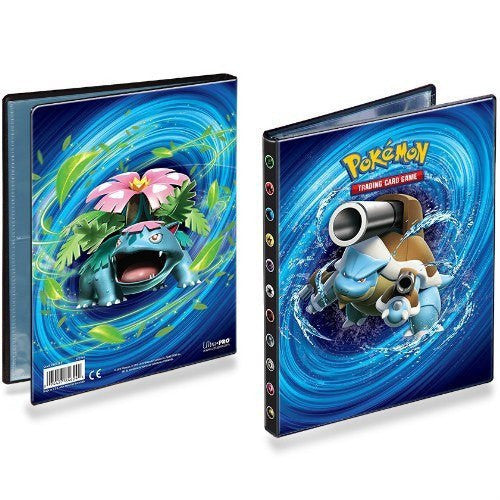 Ultra Pro Pokemon XY Portfolio (4-Pocket)