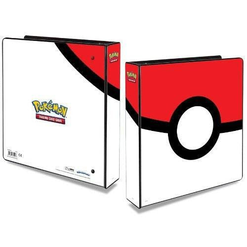 Ultra Pro - Ultra Pro Pokemon Collectors 3 Ring Album (Pokeball)