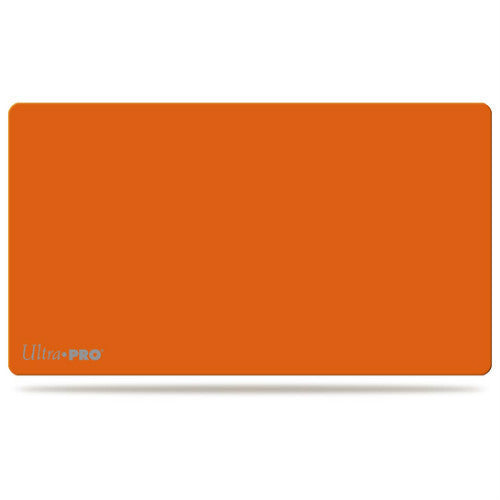 Ultra Pro - Ultra Pro Trading Card Playmat (Orange)