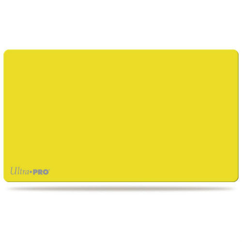 Ultra Pro - Ultra Pro Trading Card Playmat (Yellow)