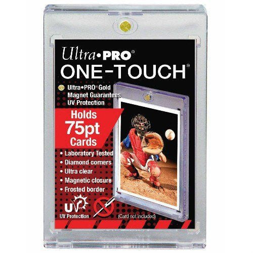 Ultra Pro UV One Touch Magnetic Holder (75pt)
