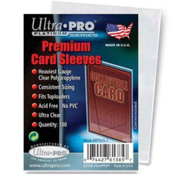 Ultra Ptro Standard Premium Card Sleeves (100)