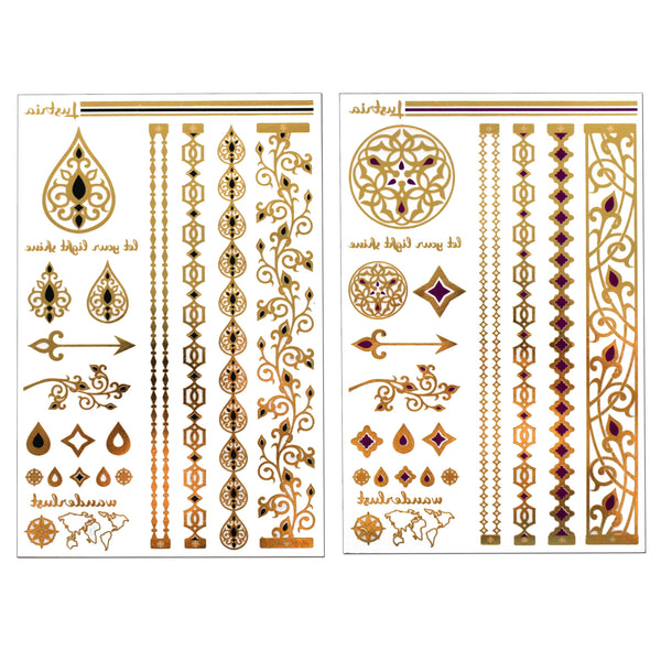Istanbul Passage - 2 Sheets - Lustria Tats