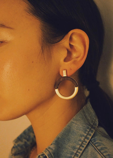 Singapore Earrings