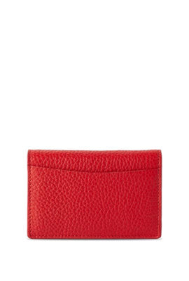 Pomegranate Red Card Case
