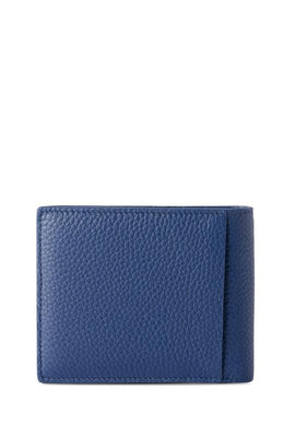 Lapis Blue Slim Bifold Wallet