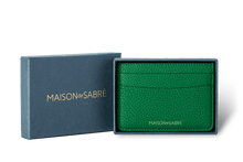 Emerald Green Credit Card Holder