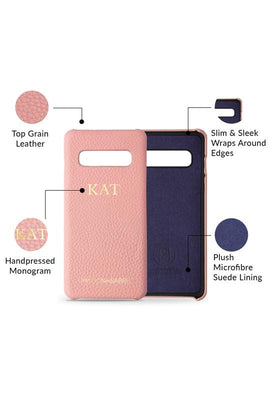 samsung s10 phone case- pink- product features