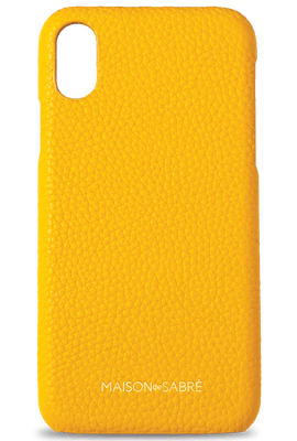 iPhone XS Max Canary Yellow