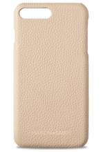 iphone 7/8 plus phone case- nude- front