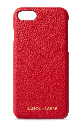 iPhone 7/8 Pomegranate Red