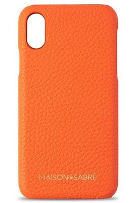 iPhone X/XS Acid Orange
