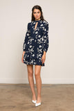 Evita Floral Dress - Eighty7 Boulevard