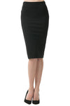 Vixen Pencil Skirt - Eighty7 Boulevard