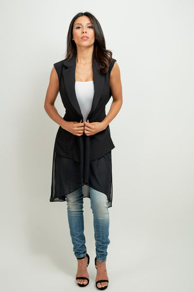 Whistle Vest - Eighty7 Boulevard