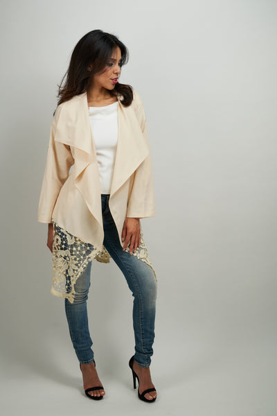 Ballerina Coat - Eighty7 Boulevard