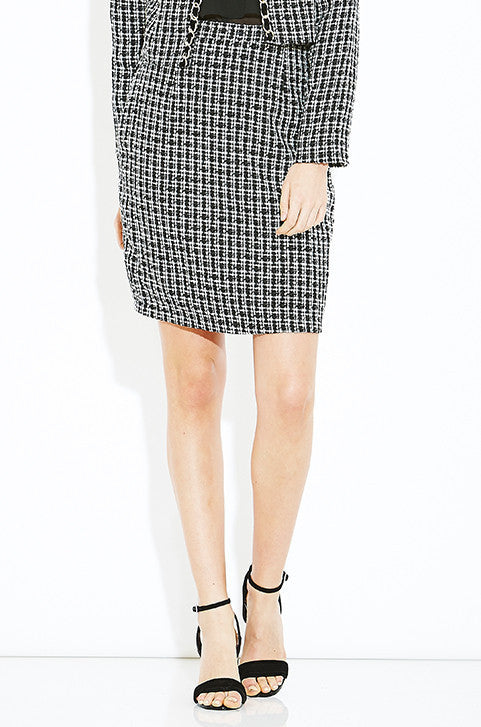 High Society Skirt - Eighty7 Boulevard