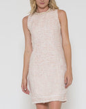 Privileged in Pink Dress - Eighty7 Boulevard