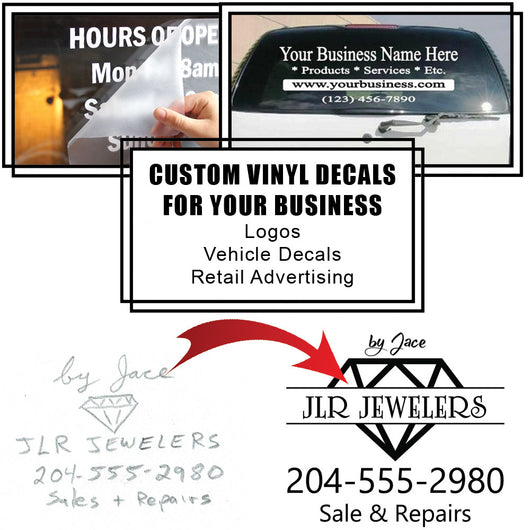 Custom Decals Design Your Own Home Or Business Bad Fish Custom - Design your own custom vinyl decals