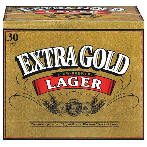 Coors Extra Gold Lager Beer
