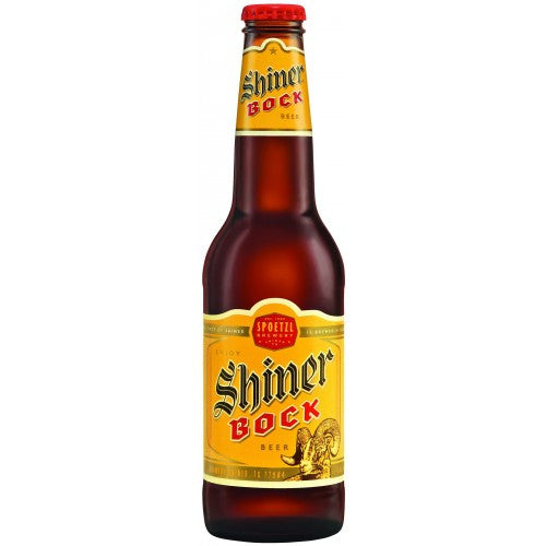 Shiner Bock Lager Beer
