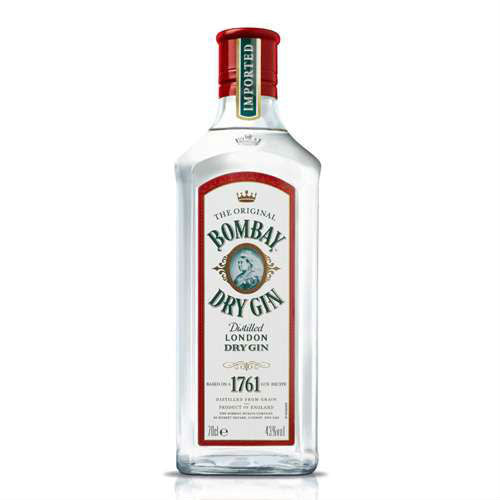 Bombay Distilled London Dry Gin