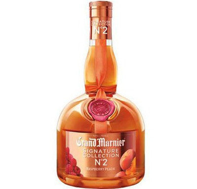 Grand Marnier Raspberry Peach Liqueur