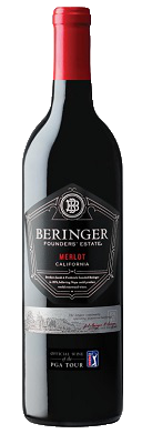 Beringer Founders' Estate Merlot Wine