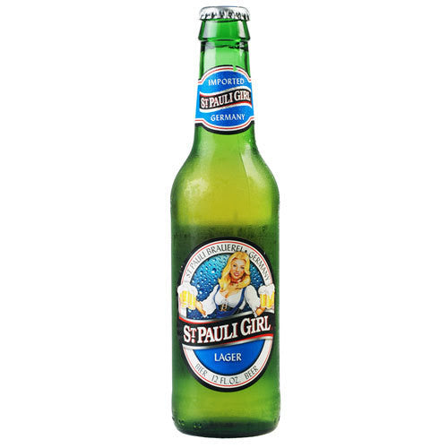 St. Pauli Girl Lager Beer