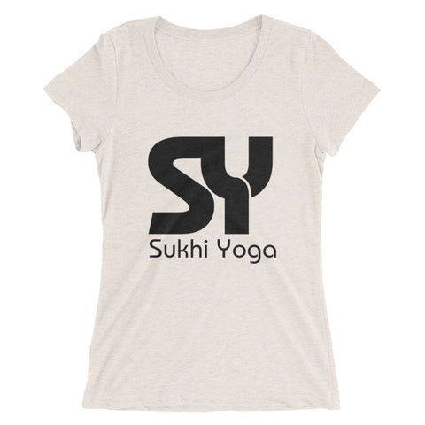 Sukhi Yoga Ladies' short sleeve t-shirt
