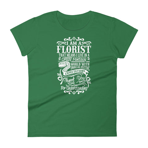 Florist Women's short sleeve t-shirt