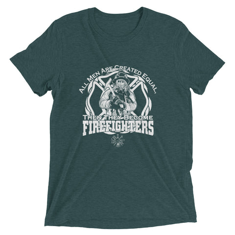 Firefighters Short sleeve t-shirt