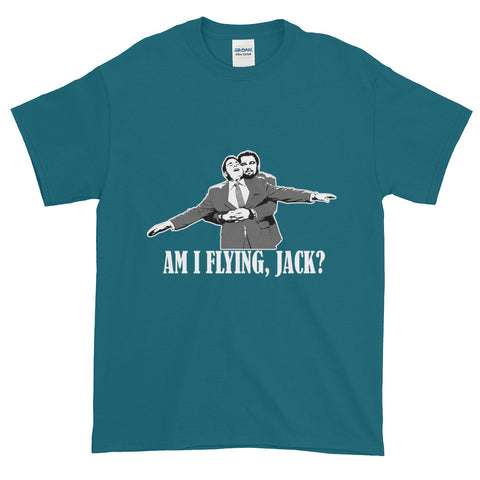Am I Flying, Jack? Short-Sleeve T-Shirt