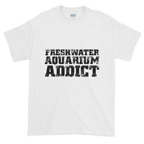 Fresh Water Aquarium Addict Short-Sleeve T-Shirt