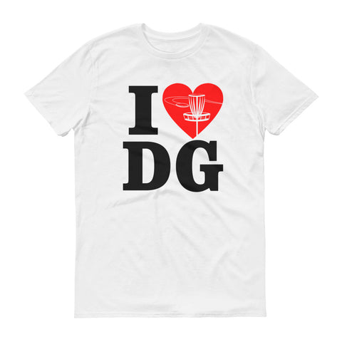 I Love DG Short-Sleeve T-Shirt
