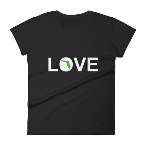 Love Florida Women's short sleeve t-shirt