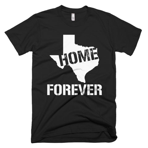 TEXAS Home Forever Short-Sleeve T-Shirt