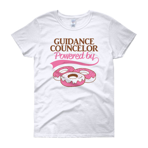 Guidance Counselor Women's short sleeve t-shirt