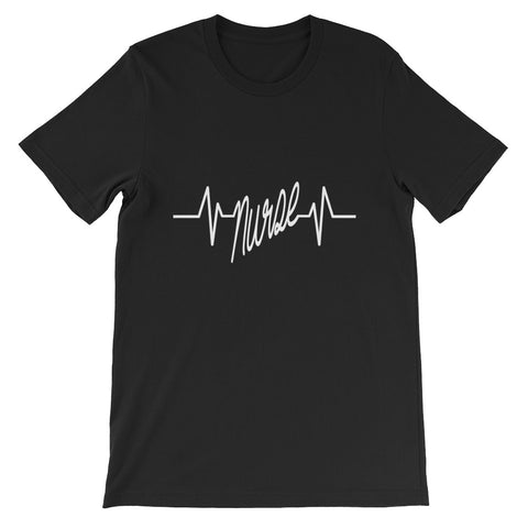Nurse Short-Sleeve Unisex T-Shirt
