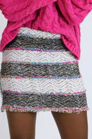 The CoCo tweed Judith March skirt