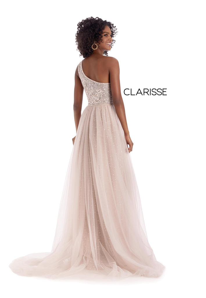 IN STOCK DUSTY ROSE SIZE 8 Clarisse Style 5118