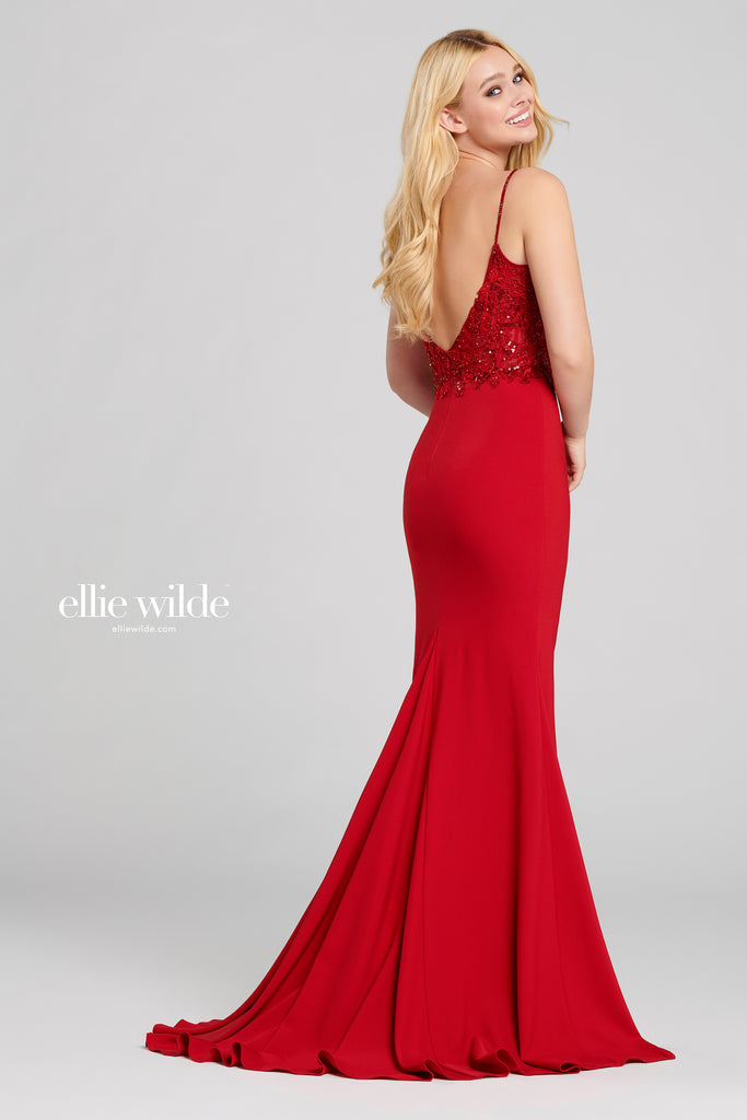 IN STOCK RUBY SIZE 6 Ellie Wilde Style EW120038