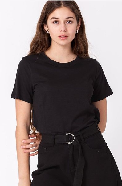 Drape Top - Black