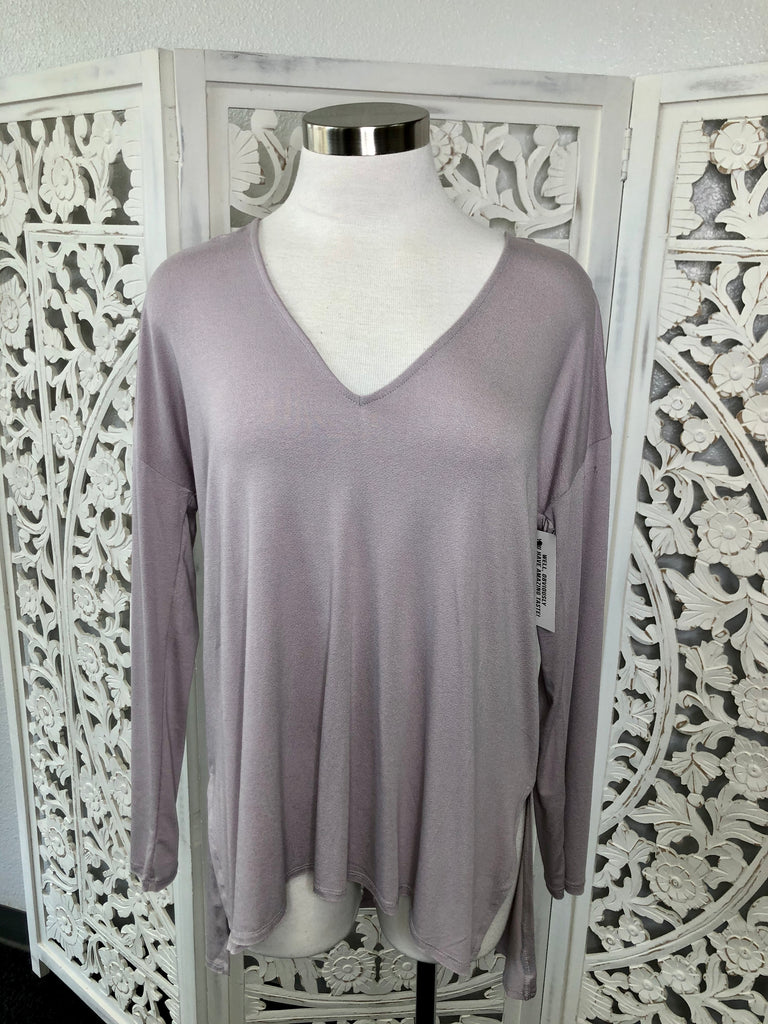 Lt Long Sleeve - Violet