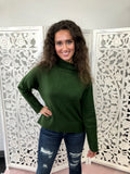 Telemark Sweater - Dark Green