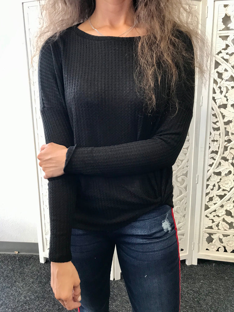 Knotted Thermal - Black
